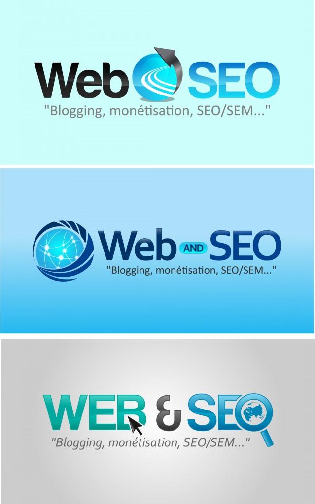 Prototypes de logo pour Web & SEO