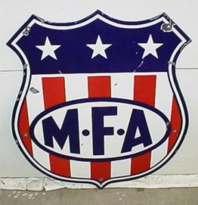 L'emblème des MFistes