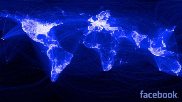 Facebook dans le Monde