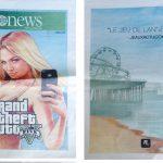Publicité pour GTA V