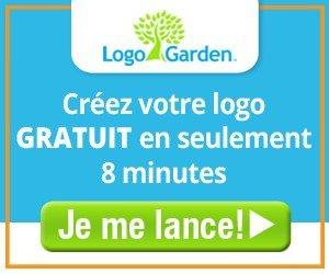 Créez votre logo gratuit avec Logo Garden