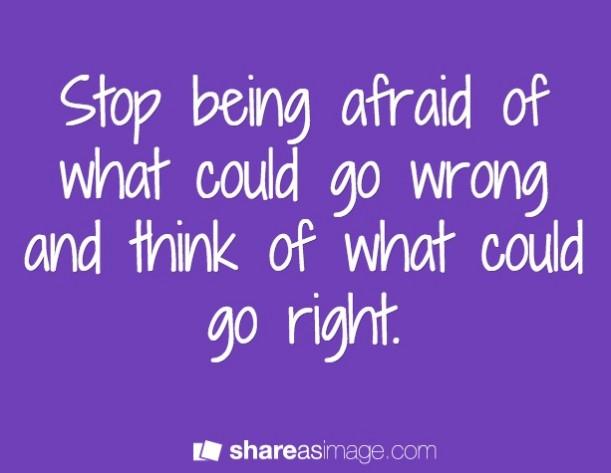 Il faut essayer pour réussir