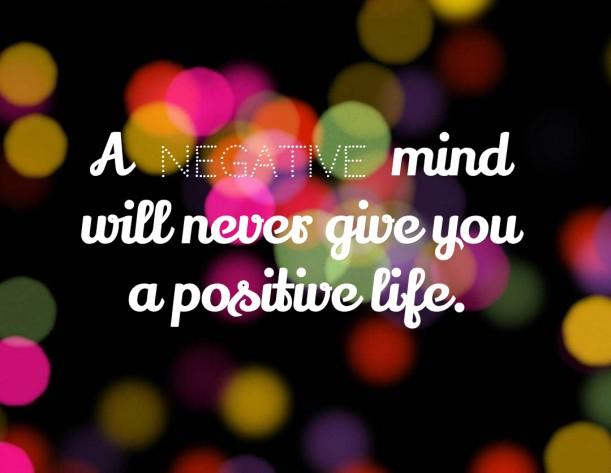 Arrêtez de fréquenter les personnes négatives