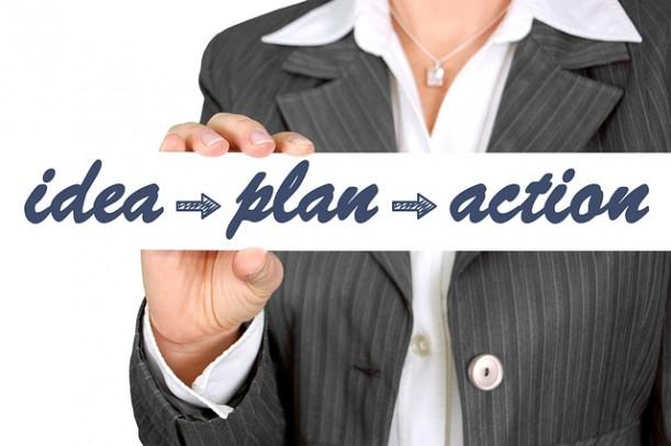 Idée = Plan = Action