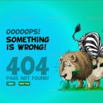 page 404 wrong