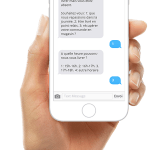 Entrez dans l'intelligence SMS
