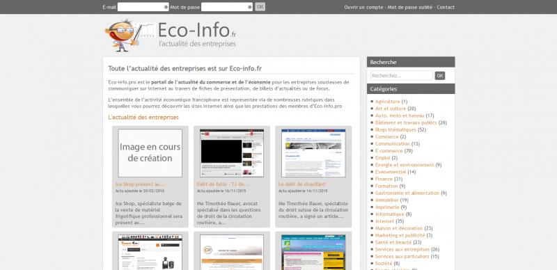 Eco-Info.fr