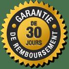 30 jours garantie