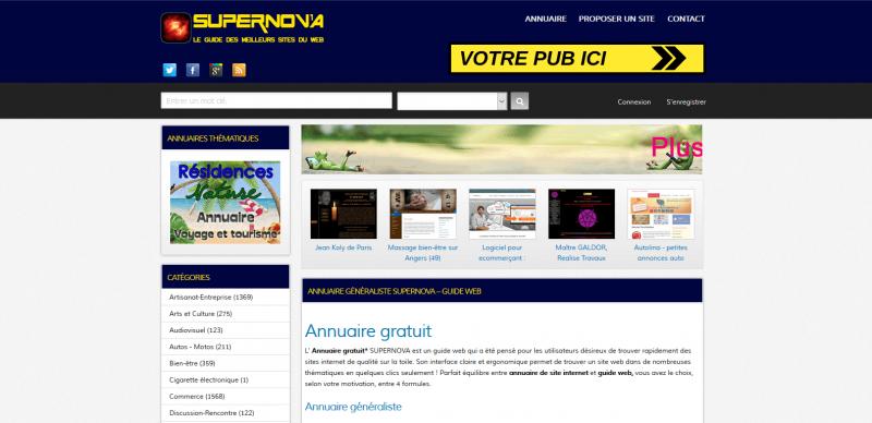 supernova-annuaire_fr