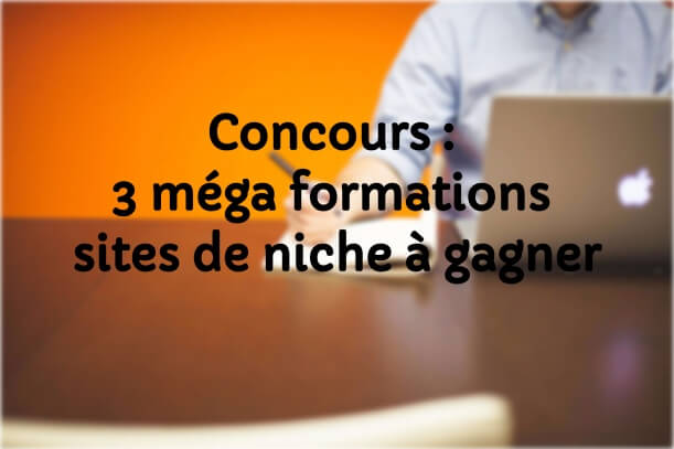 Concours Formation Web & SEO