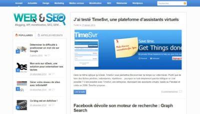 Web & SEO v1