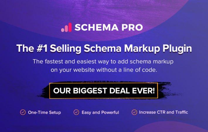 Black Friday Schema Pro