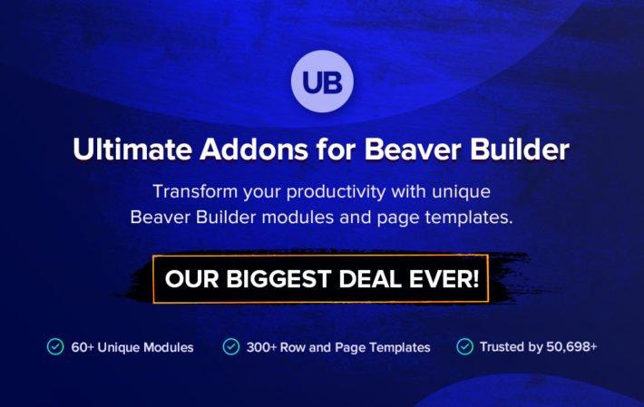 Beaver Builder - Ultimate Addons