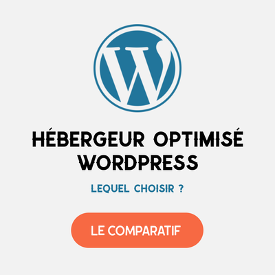 Comparatif des meilleurs hébergeurs web optimisés WordPress