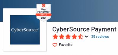 Avis CyberSource