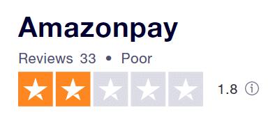 Avis Amazon Pay