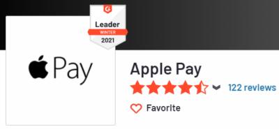 Avis Apple Pay