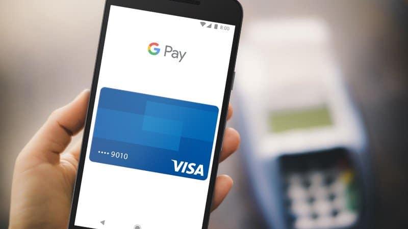 Google Pay pour Entreprise